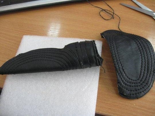 26)Старый нож