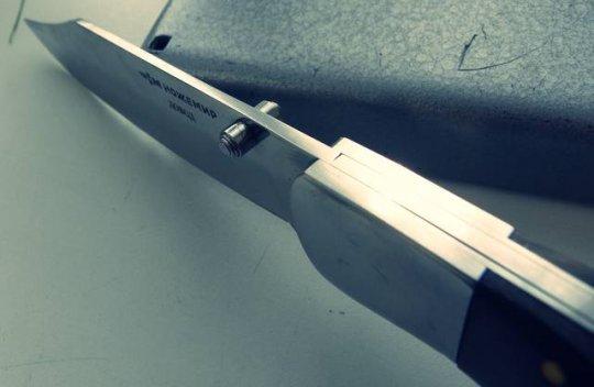 13)Нож С-124 Довод. Навахо по-китайски.