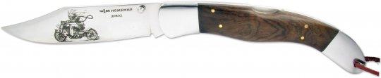 19)Нож С-124 Довод. Навахо по-китайски.