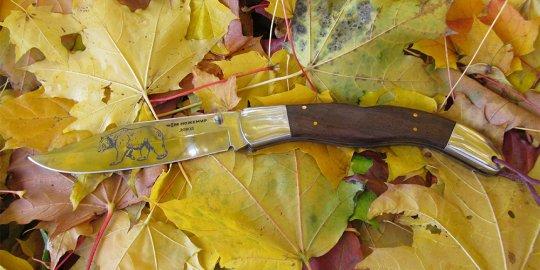 18)Нож С-124 Довод. Навахо по-китайски.