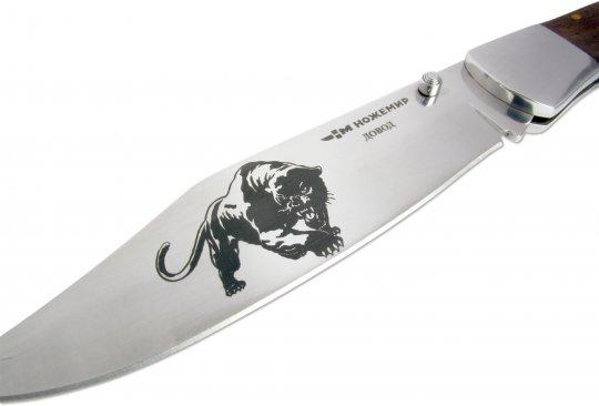 22)Нож С-124 Довод. Навахо по-китайски.