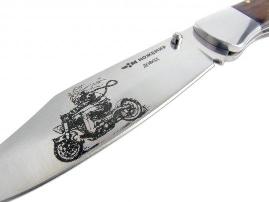 20)Нож С-124 Довод. Навахо по-китайски.