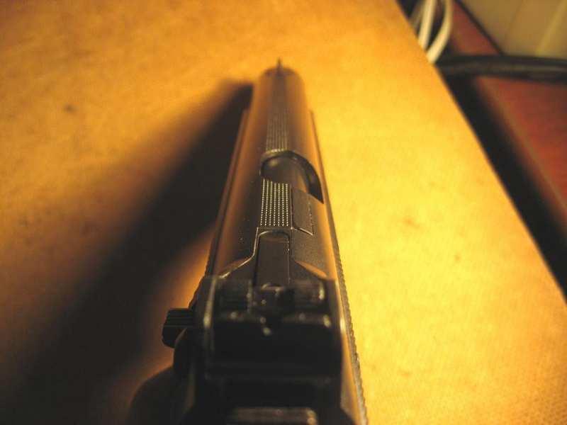 3)Gletcher APS глазами владельца + видеообзор и замеры нач. скорости пули