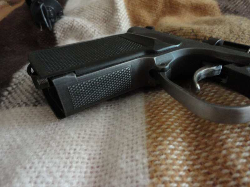 7)Разновидности пистолета МР-654к