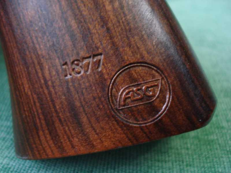 14)Пневматический пулевой револьвер ASG Schofield-6, его достоинства и недостатки