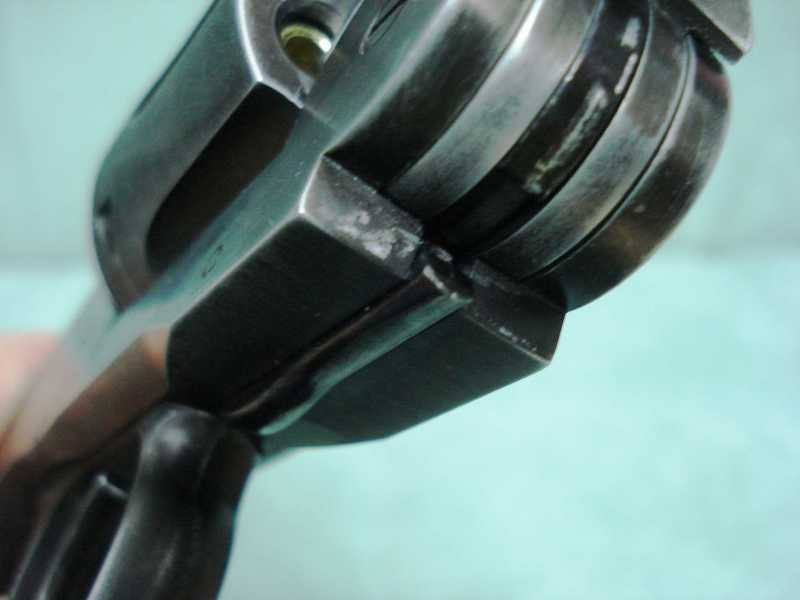 17)Пневматический пулевой револьвер ASG Schofield-6, его достоинства и недостатки