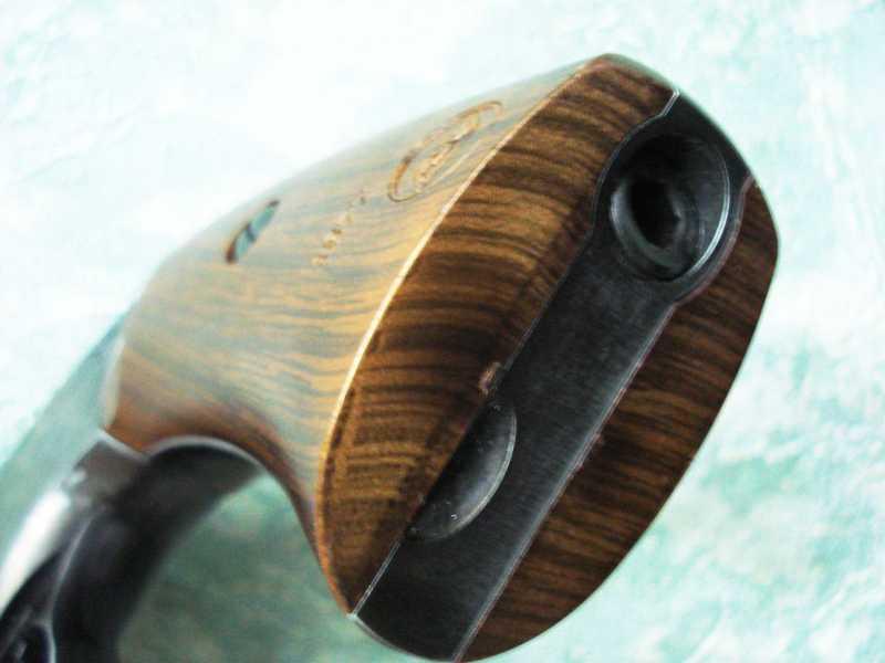 26)Пневматический пулевой револьвер ASG Schofield-6, его достоинства и недостатки