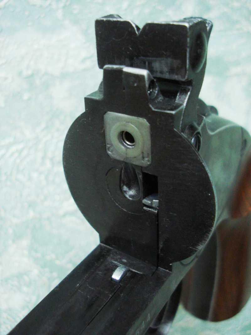37)Пневматический пулевой револьвер ASG Schofield-6, его достоинства и недостатки