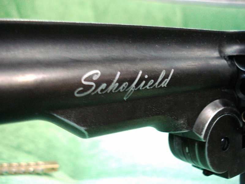 10)Пневматический пулевой револьвер ASG Schofield-6, его достоинства и недостатки