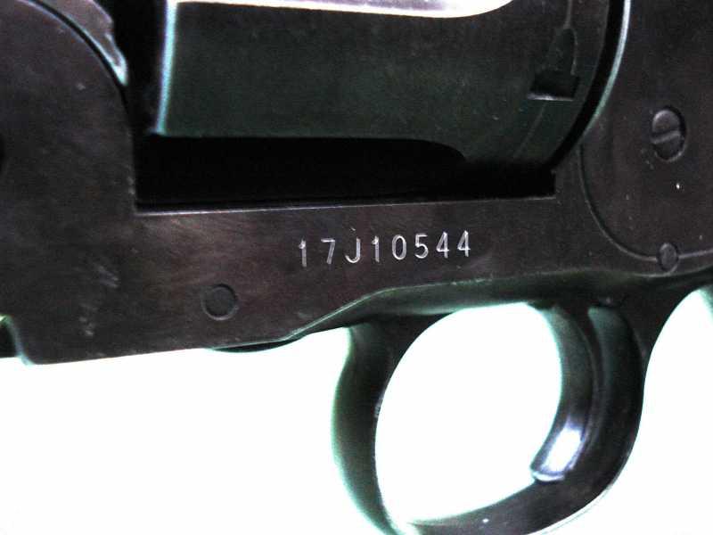 11)Пневматический пулевой револьвер ASG Schofield-6, его достоинства и недостатки