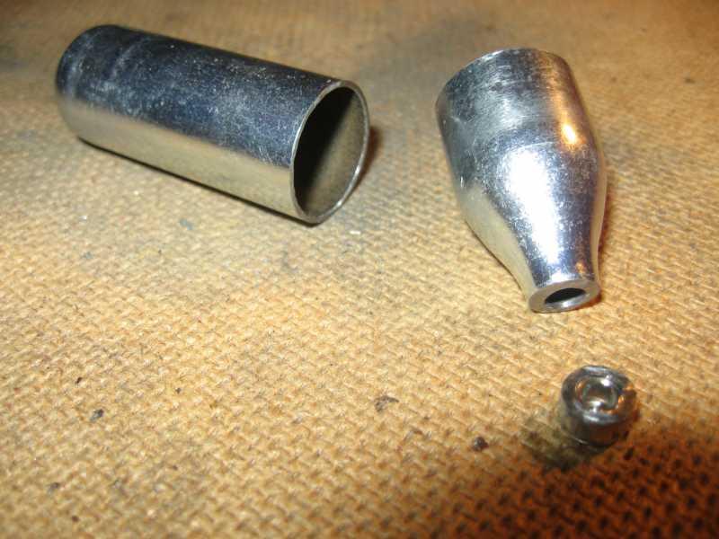 2)Самодельный модер (глушитель) для сотых аниксов