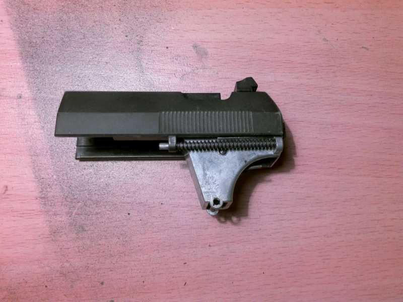 21)Обзор пистолета Umarex walther CP 99