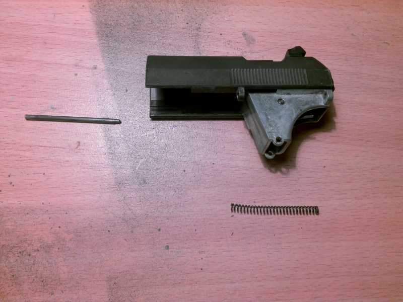 22)Обзор пистолета Umarex walther CP 99