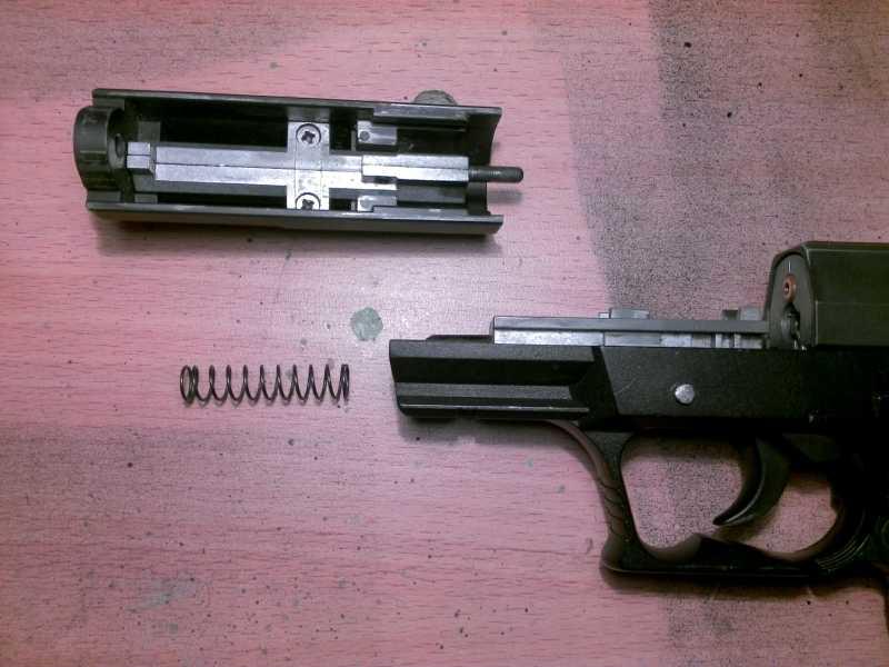 7)Обзор пистолета Umarex walther CP 99