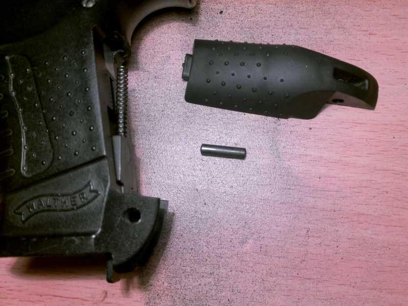 9)Обзор пистолета Umarex walther CP 99