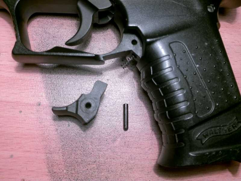 11)Обзор пистолета Umarex walther CP 99