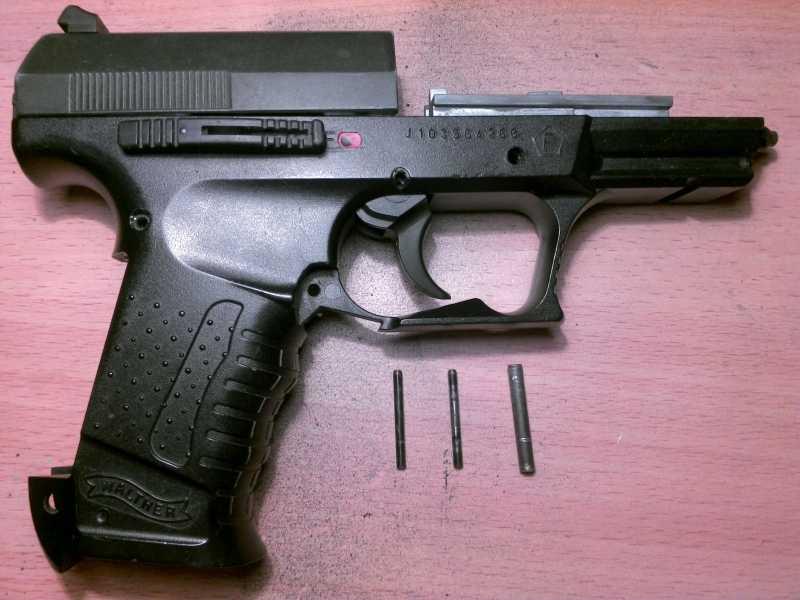 12)Обзор пистолета Umarex walther CP 99