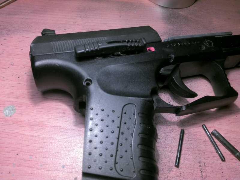 13)Обзор пистолета Umarex walther CP 99
