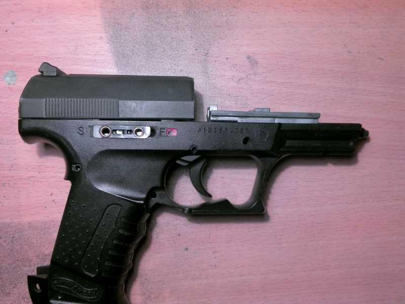 14)Обзор пистолета Umarex walther CP 99