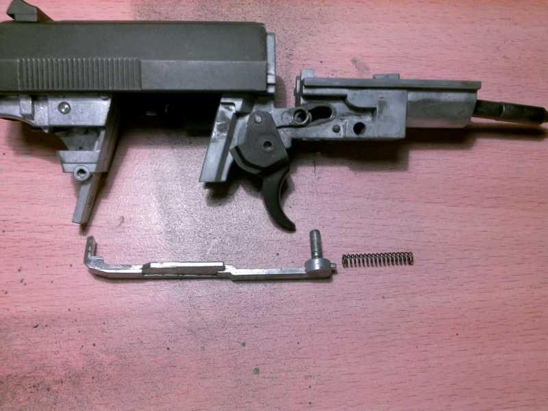 17)Обзор пистолета Umarex walther CP 99