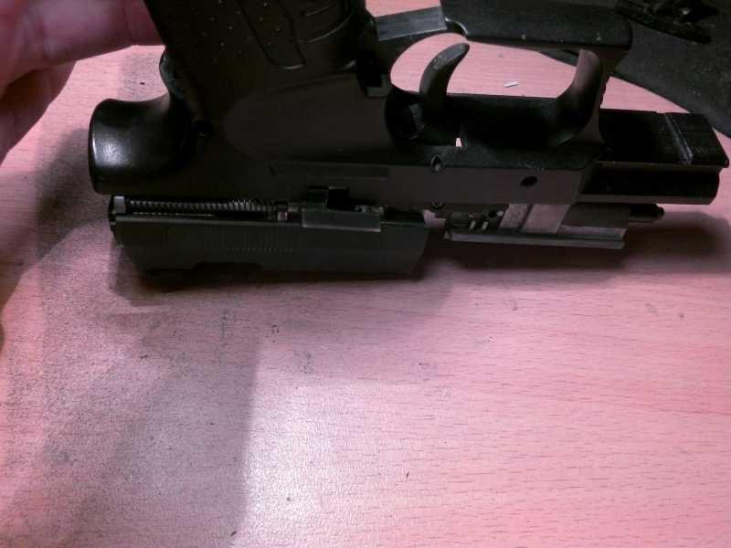 27)Обзор пистолета Umarex walther CP 99