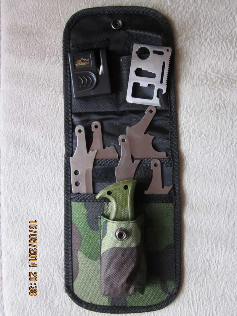 4)обзор ножа Bladelock outdoorsman professional