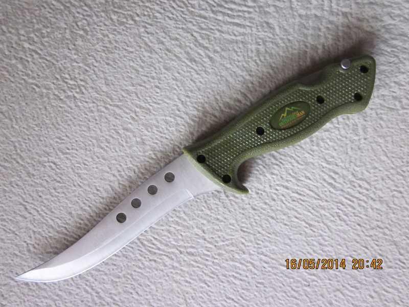 7)обзор ножа Bladelock outdoorsman professional