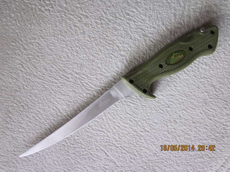 8)обзор ножа Bladelock outdoorsman professional