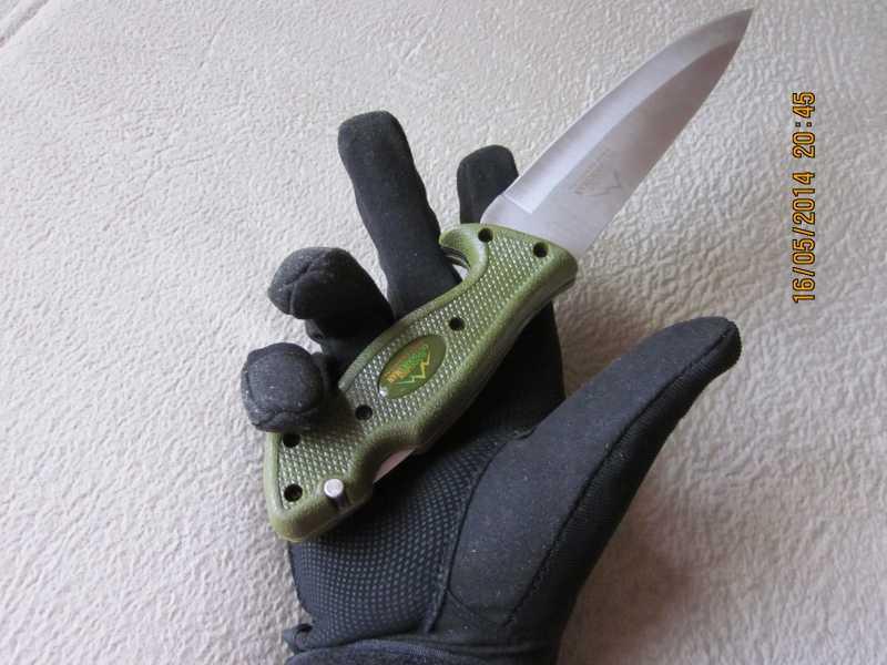 11)обзор ножа Bladelock outdoorsman professional