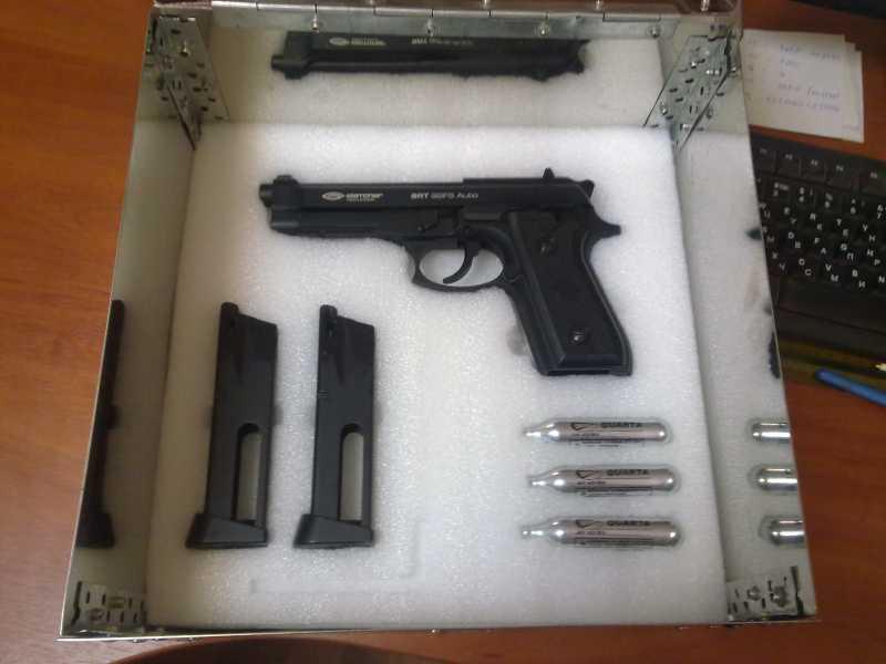 1)Оружейный ящик своими руками.