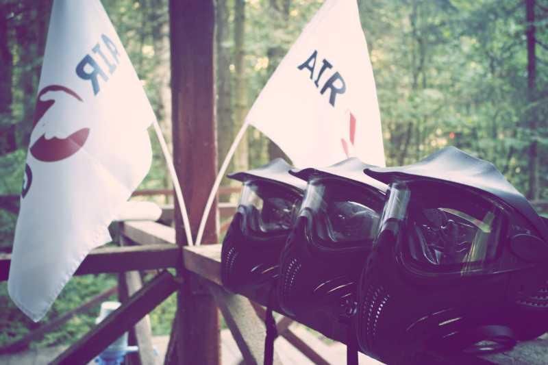 5)Отдых Air-Gun