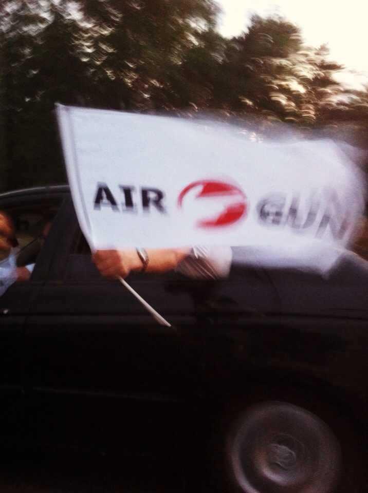 13)Отдых Air-Gun