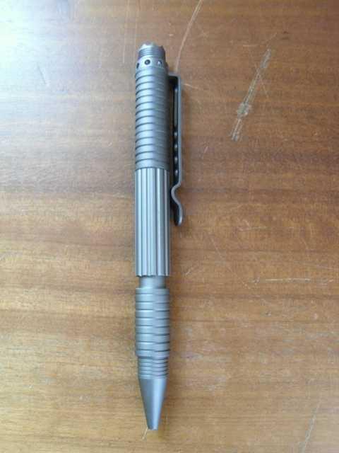 2)Обзор тактической ручки от Viking Nordway
