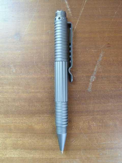 3)Обзор тактической ручки от Viking Nordway