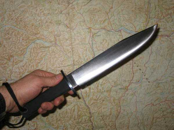 5)Cold Steel