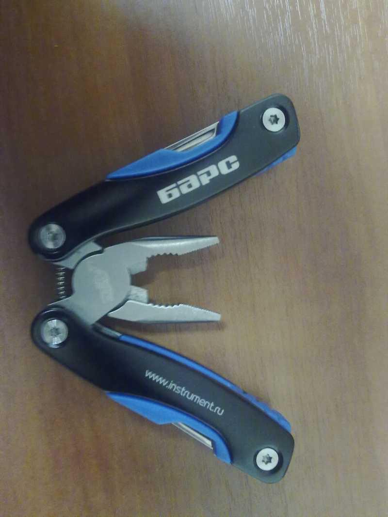 5)Нож Барс