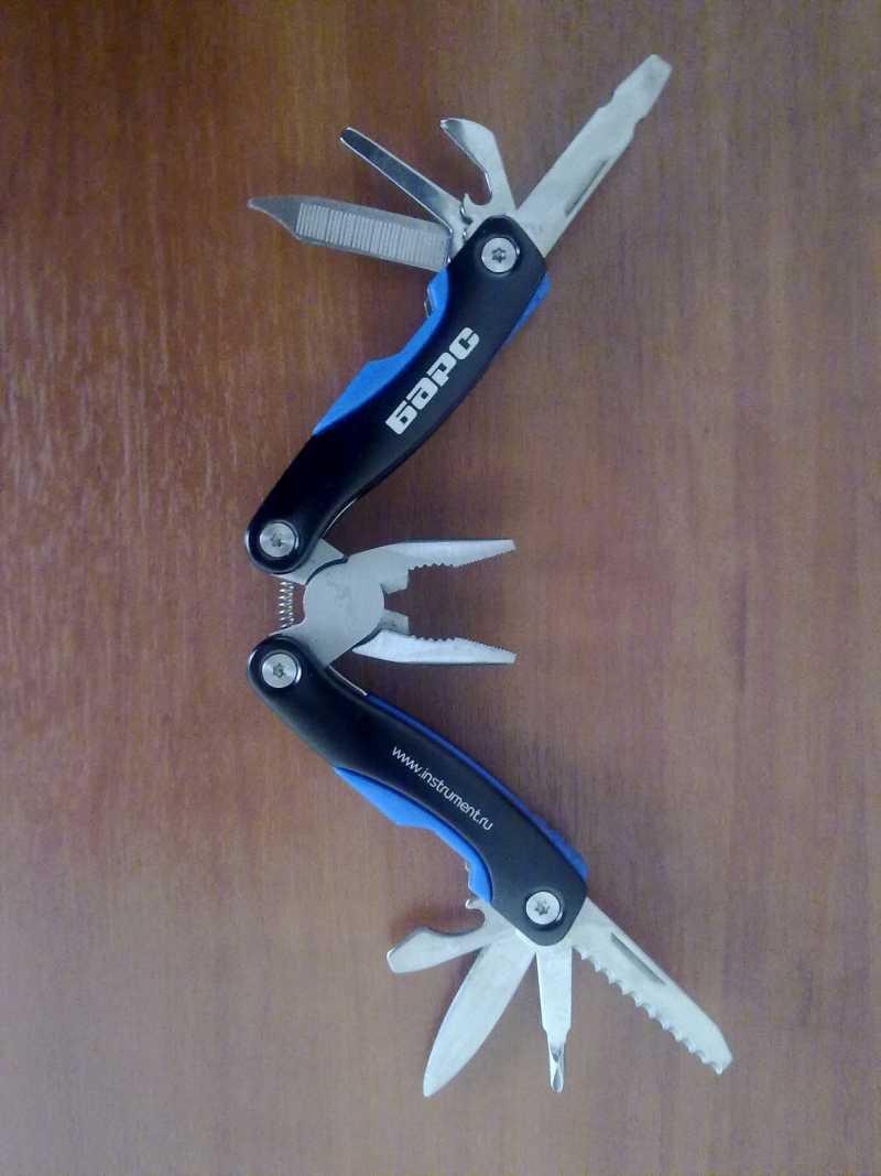 8)Нож Барс