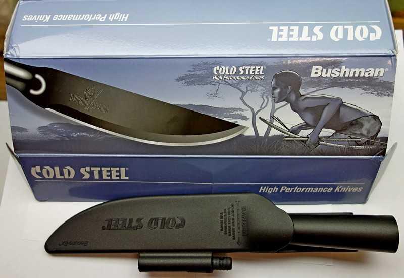 1)Миниобзор ножа