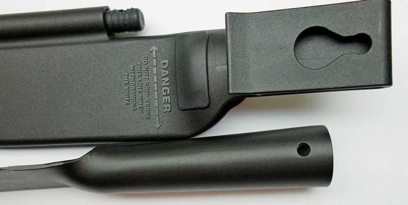 8)Миниобзор ножа