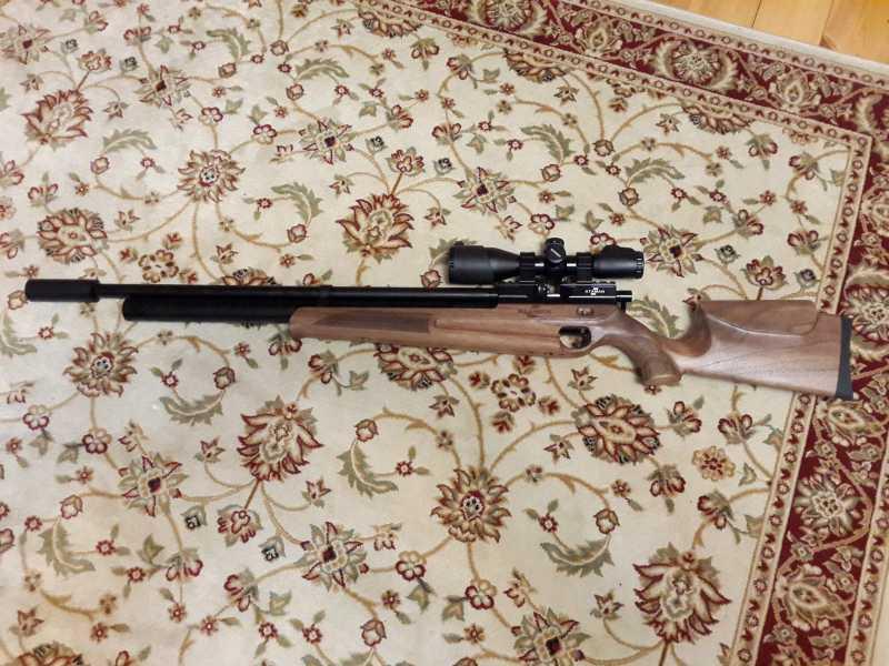1)Атаман M2R или лучшая в мире РСР винтовка часть 2