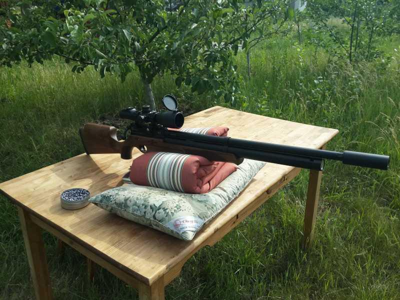 10)Атаман M2R или лучшая в мире РСР винтовка часть 2