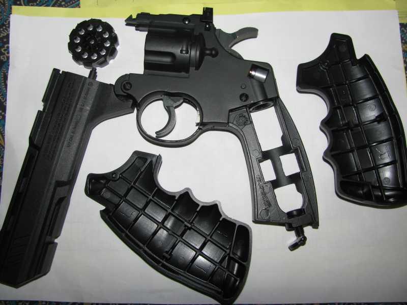 5)Вигилант револьвер