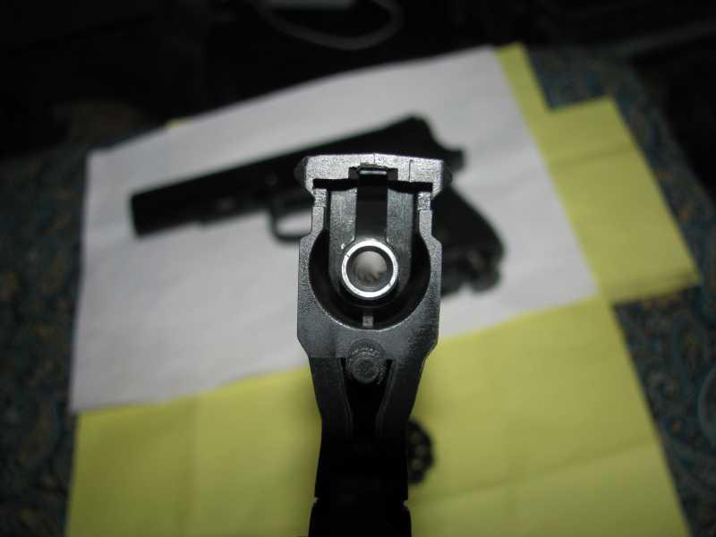 6)Вигилант револьвер
