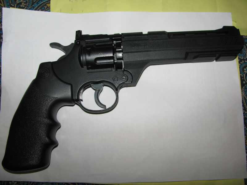 2)Вигилант револьвер