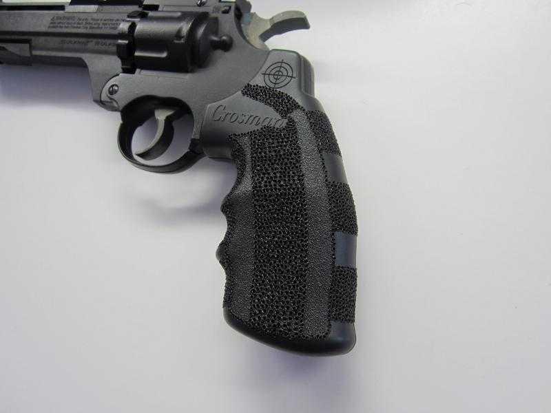3)Вигилант револьвер