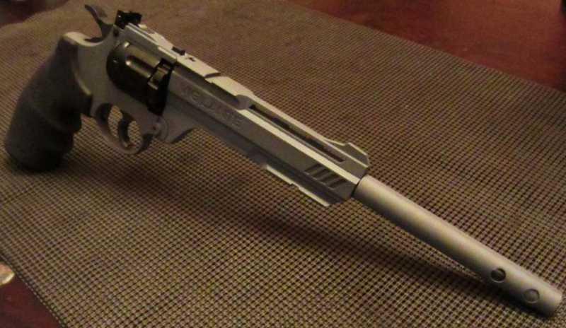 4)Вигилант револьвер