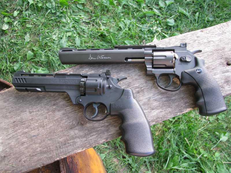 8)Вигилант револьвер