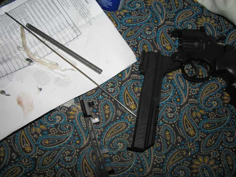 10)Вигилант револьвер