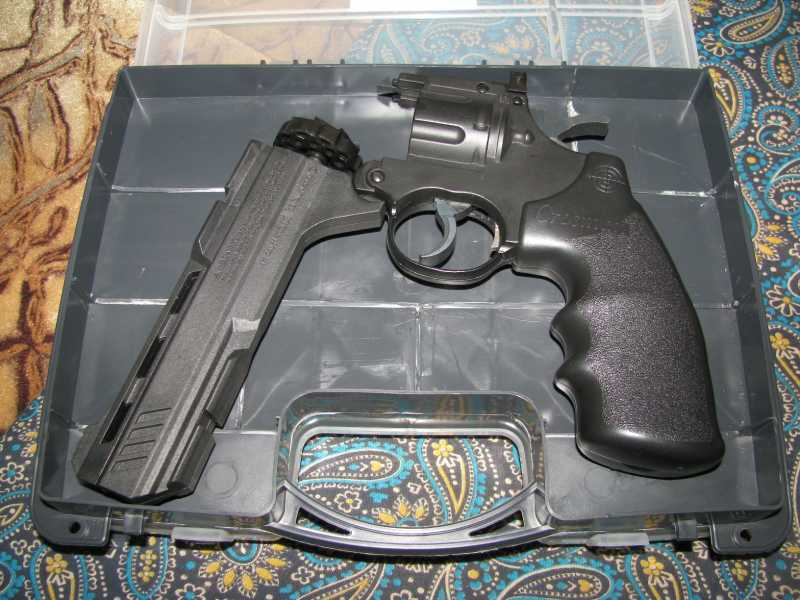 3)Бокс для пистолетов