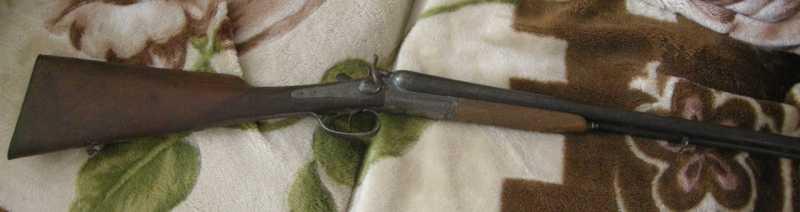 1)«Старое ружье»